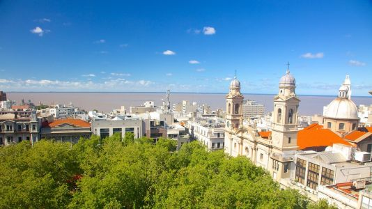 Montevideo Beautiful City View